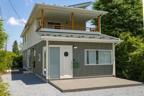 軽井沢シェアハウス